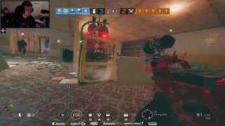 Pengu's Top Tom Clancy's Rainbow Six: Siege VODs