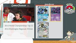 2016 Pokémon World Championships TCG Seniors Finals