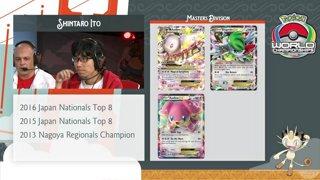 2016 Pokémon World Championships TCG Masters Finals