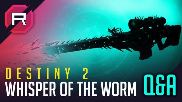 destiny 2 the whisper
