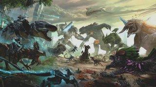Стрим ARK: Survival Evolved xbox Xbox Evovled