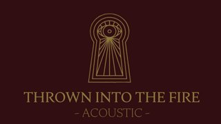 Matt Heafy (Trivium) - Thrown Into The Fire I Acoustic Cover