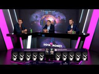 видео: Invictus Gaming vs EHOME game 2