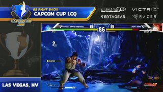 Стрим Street Fighter V CapcomFighters Capcom Cup 2018 - Day 1 - LCQ