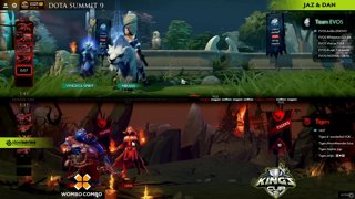 [FIL] Evos vs Tigers | Game 2 | King's Cup Group Stages