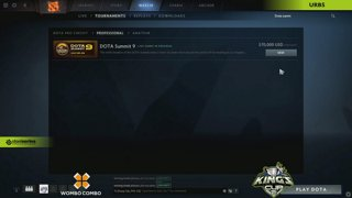 [FIL] Lotac vs Tigers | King's Cup Group Stages
