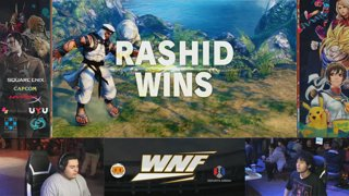 Стрим Street Fighter V leveluplive WNF Orange County Episode 4.7: The Fight After Christmas