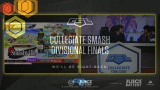 Collegiate Smash Divisional Finals: Washington-Bothell vs Cal poly Pomona