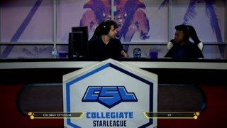 Collegiate Smash Divisional Finals: Washington vs UC Irvine