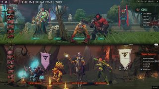 Team Serenity vs CDEC Gaming game 1