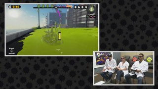 Nintendo Treehouse: Live with Splatoon Tower Control