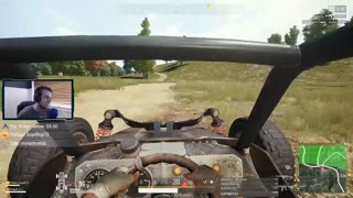 When You bait A team while driving...