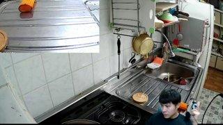 똘똘똘이 ] 핫윙과 새우소면 튀김