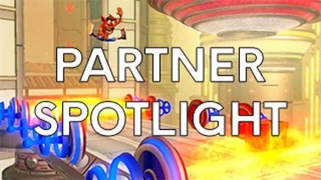 Partner Spotlight: Crash Bandicoot: N  Sane Trilogy