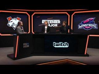 видео: VP 0-1 Winstrike - bo3 by Adekvat & Smile
