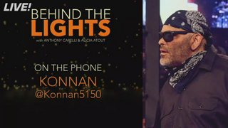 Pro Wrestling Talk with Anthony Carelli, Alicia Atout and KONNAN! Behind The Lights: Episode 44