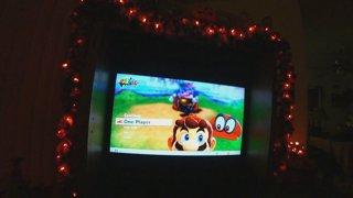 Reckful - Mario w IRL setup (scuffed)