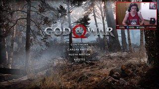 EXPLORANDO UN INCREÍBLE MUNDO - God of War (Capitulo 2)