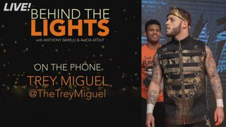 Pro Wrestling Talk with Anthony Carelli, Alicia Atout and TREY! Behind The Lights: Episode 41