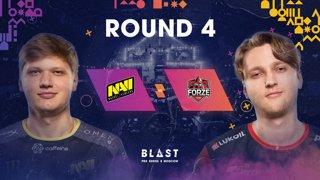 BLAST Pro Series Moscow - Round 4 - Na'VI vs. forZe