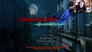 Devil May Cry 4. Legendary Dark Knight mode. Part 1.