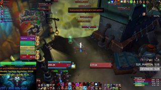 World First +19 Motherlode!!! IN TIME - Blood DK PoV