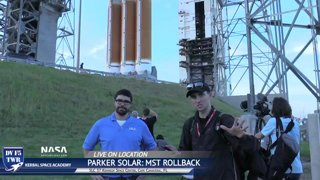 SLC-37 Visit - Interview with ULA