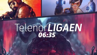 Telenorligaen Høst 2018: League of Legends Runde 3! Nordavind DNB vs Fact Revolution
