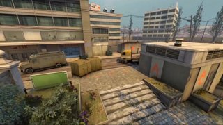CS:GO - North vs. Natus Vincere [Overpass] Map 1 - Group B - ESL Pro League Season 9 Europe