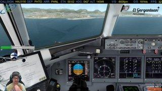 HNL landing 4R Boeing 717-200