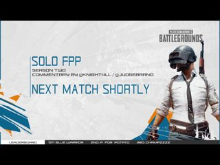 Solo FPP Week 3 - Match 2