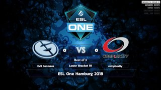 Full: [LIVE-THAI] 🏆 ESL One Hamburg - Playoff - 26/10/18 - Cyberclasher