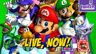 Mario Party 3! All Mario Party Games Every Weekend Till Launch (Sat 8-25)
