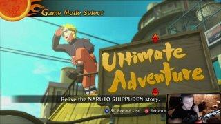 Naruto Ultimate Ninja Storm 2. Part 5. Scuffed ISP