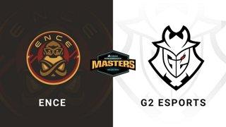 ENCE vs G2 - Group B - Dust2 - CORSAIR DreamHack Masters Dallas 2019