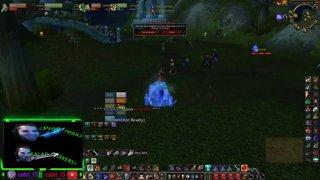 Highlight: premades - horde warrior + resto shaman POV