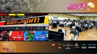 Umebura SP4 SSBU - DIO (Snake) Vs. Tarakotori (Little Mac) Smash Ultimate Tournament Losers Top 16