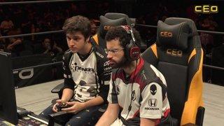 CEO 2019 SSBU - Liquid | Dabuz (Olimar, Rosalina) Vs. PG | Marss (ZSS) Smash Ultimate Tournament Losers Semis