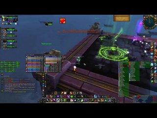видео: Stormwall Blockade HC Affliction Warlock PoV with Bando Community (RL Lumeria)