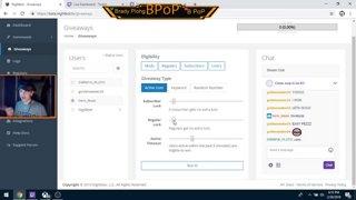 BPoP's Channel - Twitch