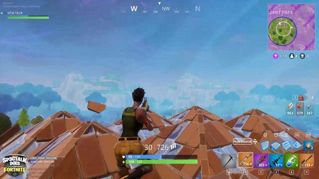 BUG - Supply Drop on Brick Pyramids