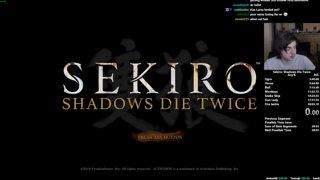 Sekiro Any% Speedrun in 29:24 (World Record)