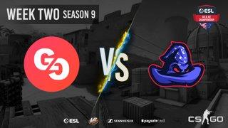 Genuine Gaming vs. MadLikeWizards - Stage 1, Matchday 5 | ESL AUNZ Championship Season 9 [#csgo]