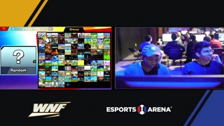 WNF 1.1 K9sBruce (Wolf) vs Rival (Zero Suit Samus) Losers Final