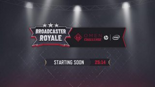 Broadcaster Royale: OMEN Challenge | Partner Invitational Final - ASIA PACIFIC