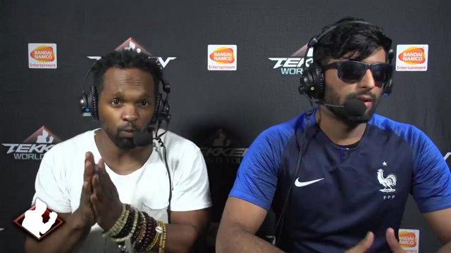 6 Tekken 7: Kalak vs. Kkokkoma - The Mixup 2018 - Top 8