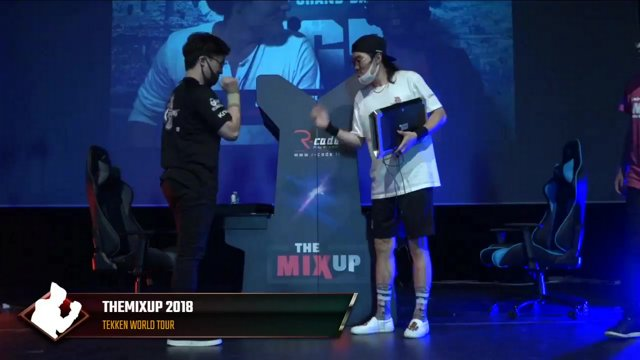 10 Tekken 7: ROX | Chanel vs. ROX | Knee - The Mixup 2018 - Top 8