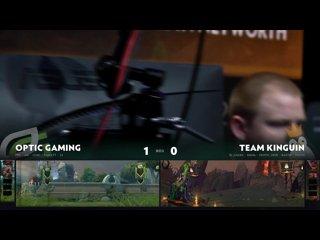 видео: OpTic Gaming vs Team Kinguin, game 2
