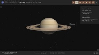 NASA's Eyes on Cassini