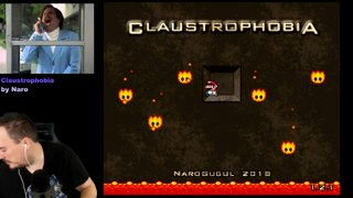 Barb plays Claustrophobia Part 4: Firth try!